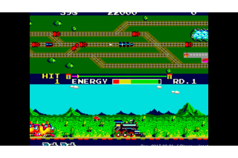 Super Locomotive (SEGA Classic Arcade Game) - Game ...