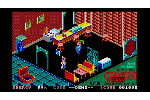 Crafton & Xunk by Ere Informatique (Atari ST, 1987) - YouTube