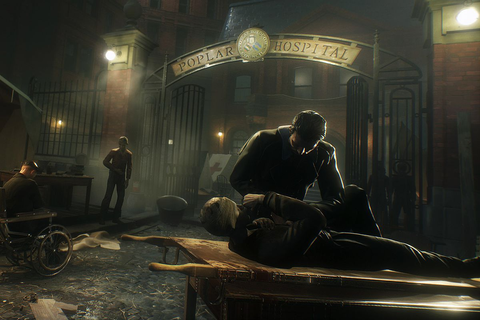 Vampyr is a game about saving souls, not sacrificing them ...