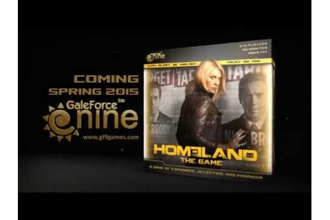 Homeland: The Game Teaser