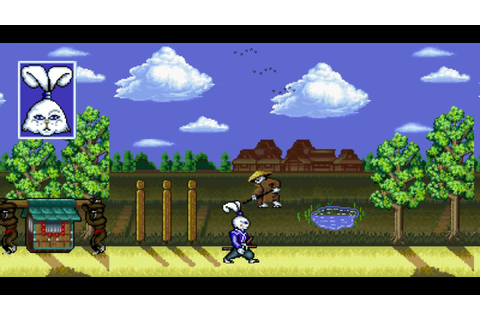 Samurai Warrior - The Battle of Usagi Yojimbo Remake ...