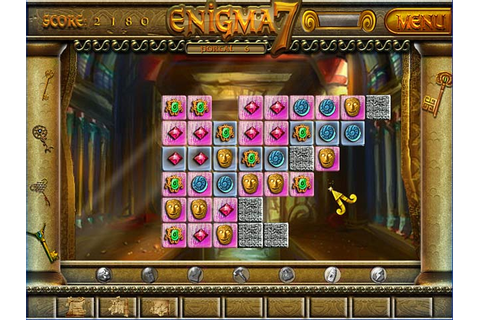 Enigma 7 > iPad, iPhone, Android, Mac & PC Game | Big Fish