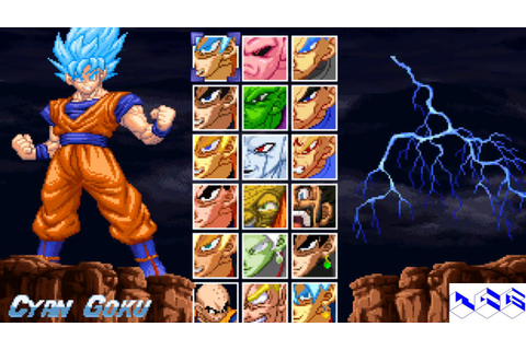 How to play and mod Hyper Dragon Ball Z **FREE GAME LINK ...