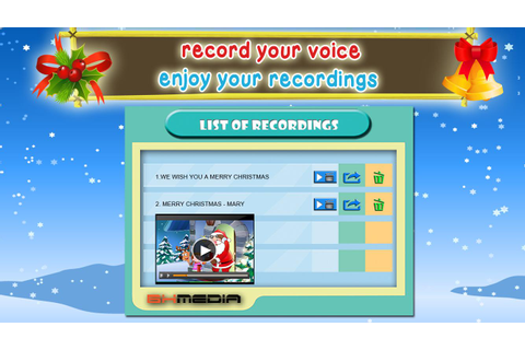 We Wish You A Merry Christmas - Android Apps on Google Play
