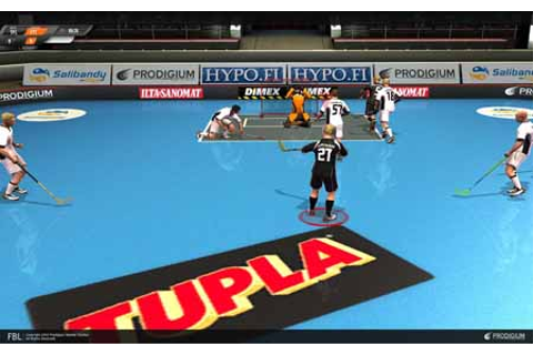 PC HELP: Games : Floorball League 2011 (PC/2011/ENG)