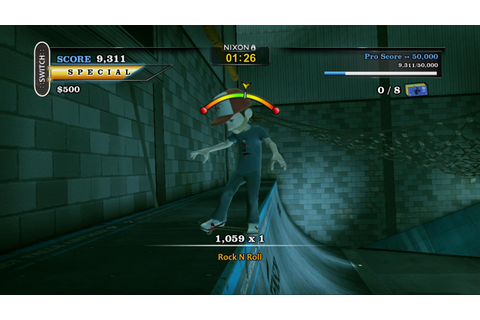 Tony Hawks Pro Skater HD PC Game - Free Games Download