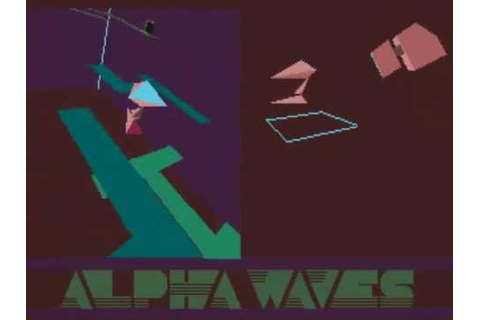 Alpha Waves/Continuum (Amiga) (Gameplay) - YouTube