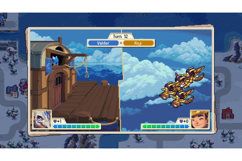 Wargroove (PC) REVIEW - Making All The Right Moves ...