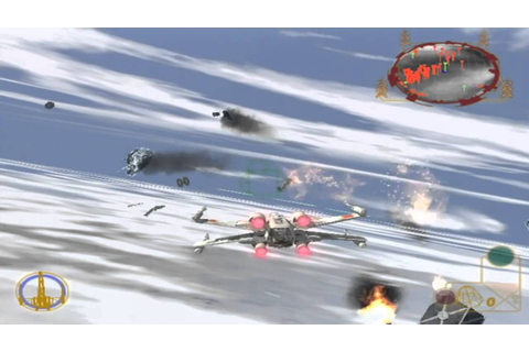 Star Wars Rogue Squadron III: Rebel Strike - Battlefield ...