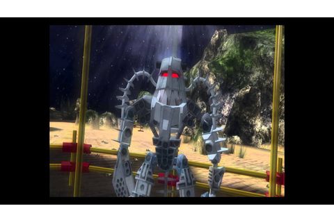 LEGO Bionicle Heroes: All Piraka Playground Activities ...
