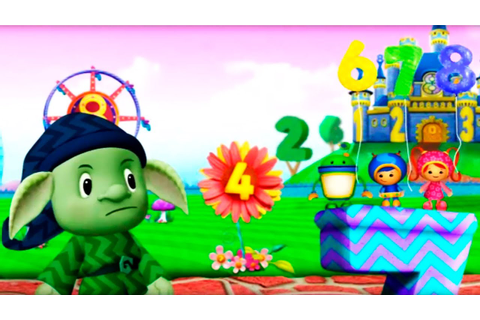 team Umizoomi: Journey to numberland - YouTube