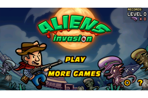 Download Aliens Invasion for PC