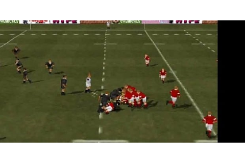 Remembering Jonah Lomu Rugby, the greatest computer game ...