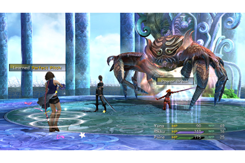 Final Fantasy X/X-2 HD Remaster arrives on PS4 this week ...