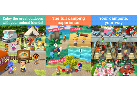 """Animal Crossing: Pocket Camp"" is Nintendo's next ..."