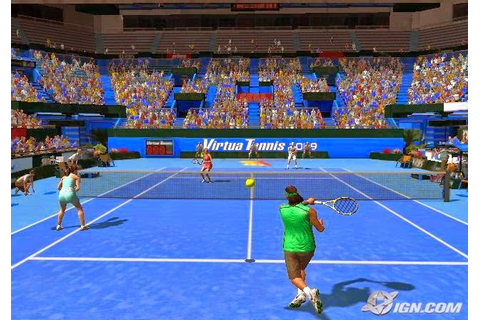 Free Download Virtua Tennis 2009 PC Games Full Version ...