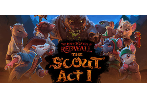 A Lost Legend of Redwall : The Scout on Steam