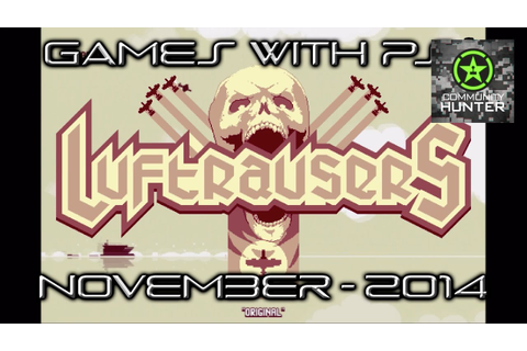 Luftrausers - Games with PS+ - YouTube