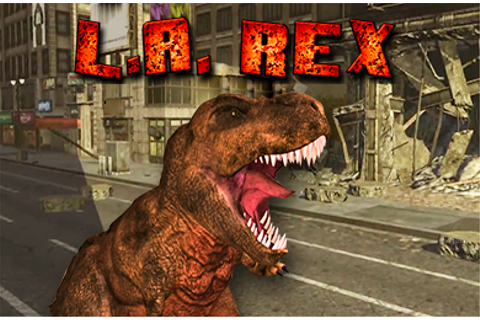 LA Rex | Action Games | Play Free Games Online at Armor Games