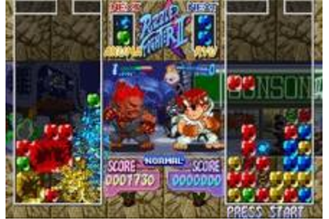 Super Puzzle Fighter 2 Turbo Download (1997 Puzzle Game)
