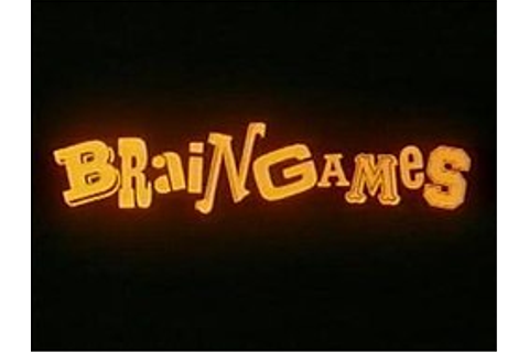 Braingames (1983 TV series) - Wikipedia