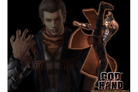 God Hand Wallpapers - Wallpaper Cave