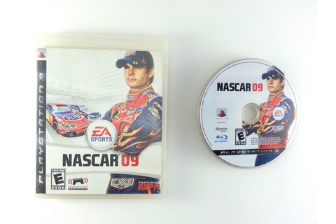 NASCAR 09 game for Playstation 3 | The Game Guy