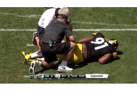Injured Steelers DE Stephon Tuitt Unsure About Status For ...