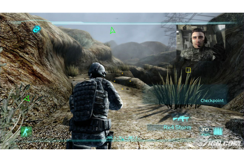 Tom Clancy's Ghost Recon: Advanced Warfighter 2 R.G ...