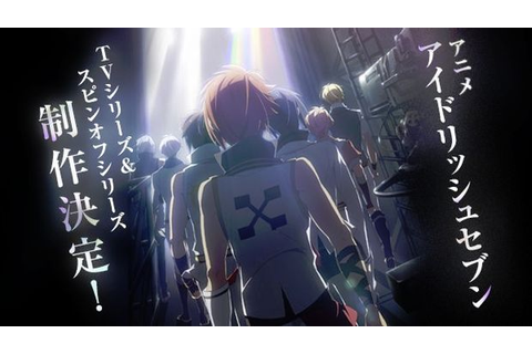 "Crunchyroll - ""IDOLiSH7"" Tunes up for Anime Adaptation and ..."