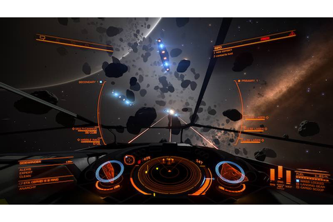 Elite: Dangerous Review - Lost in Space | NDTV Gadgets360.com