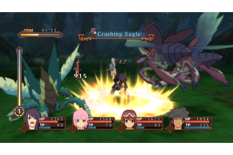 Tales of Vesperia Review | RPG Site