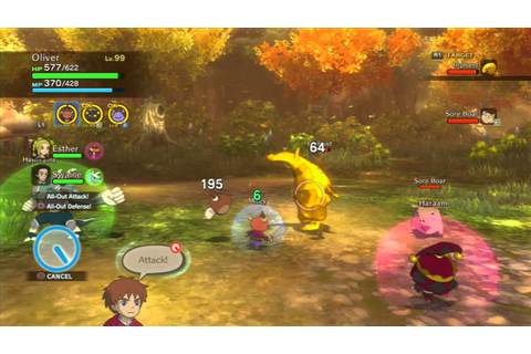 "「Ni no Kuni」Tip ""Location: Golden Inphant"" - YouTube"