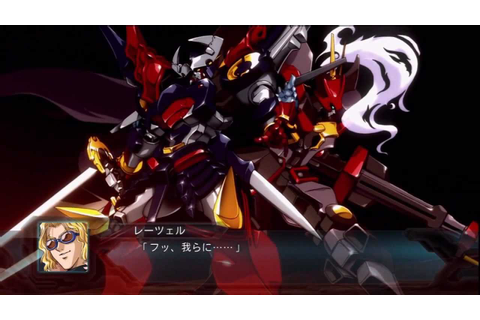 2nd Super Robot Wars OG: Aussenseiter All Attacks - YouTube