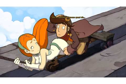 GOODBYE DEPONIA-RELOADED PC GAME ~ Riechzzz