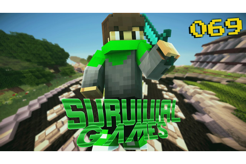 Minecraft Survival Games - Game 69!: Sodium Chloride - YouTube
