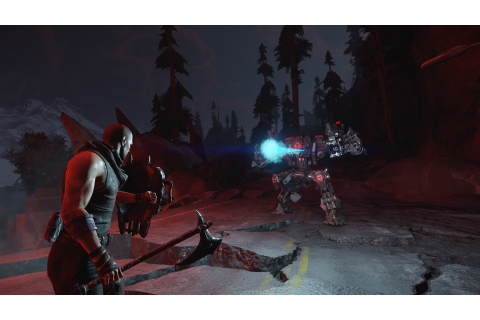 Sci-Fantasy RPG ELEX Showcases Berserkers Faction Trailer