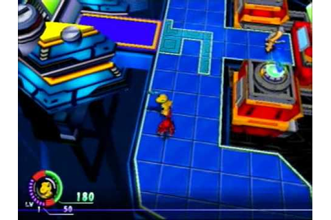 [PS2] Digimon World 4 Gameplay - YouTube
