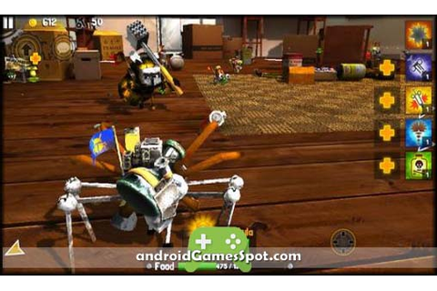 BUG HEROES 2 Android APK Free Download Game