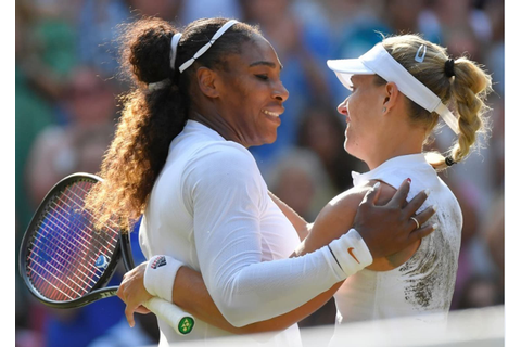 Wimbledon 2018 women's final: Serena Williams falls short ...