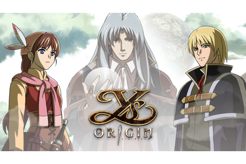 Ys Origin Game | PS4 - PlayStation
