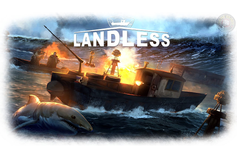 Landless Water World Survival Game | Day One First Look ...