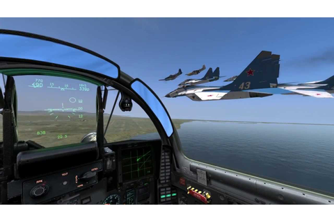 Digital Combat Simulator (on line)mig 29 (5) + p51 (3 ...