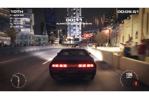 GRID 2 PC Review | GameWatcher
