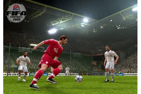 EA Fifa Football 2005 PC Game Free Download Full Version ...