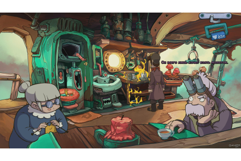 Chaos on Deponia (2012 video game)