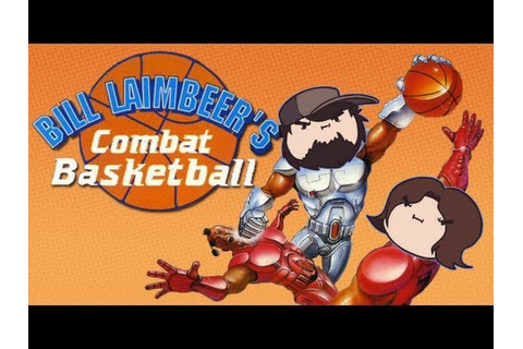 Bill Laimbeer's Combat Basketball - Game Grumps VS - YouTube