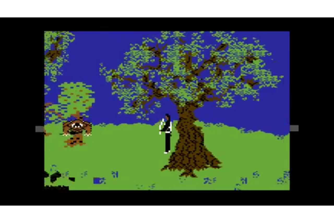 C64-Longplay - Beyond Forbidden Forest (720p) - YouTube