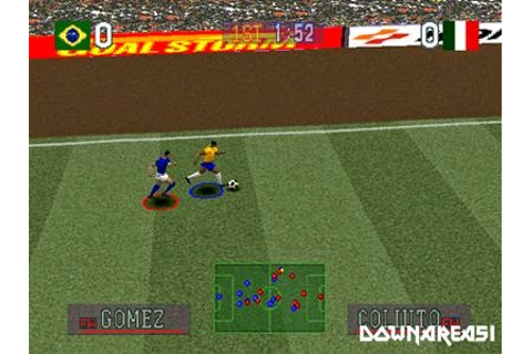 Goal Storm PS1 ISO | Free Download Game & Apk