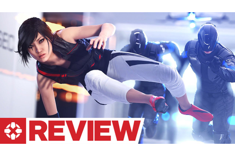 Mirror's Edge Catalyst Review - YouTube